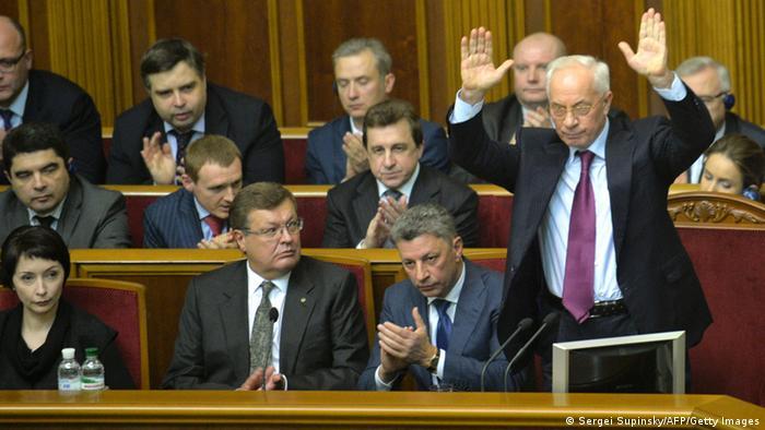 У владній системі Януковича своїх не здають