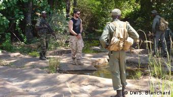 Mali Bundeswehr in Koulikoro Kriegsgefangene