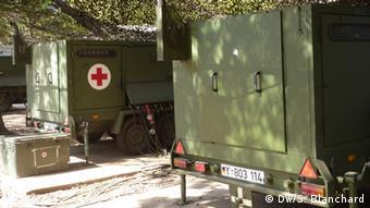 La Bundeswehr apporte un soutien humanitaire au Mali et participe à la formation de son armée