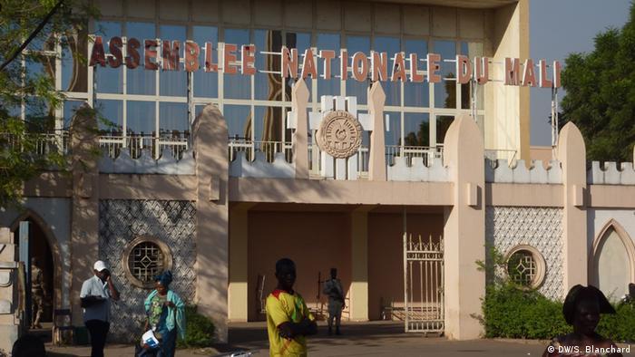 Bildergalerie Mali (DW/S. Blanchard)
