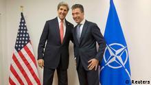 NATO Treffen in Brüssel 03.12.2013