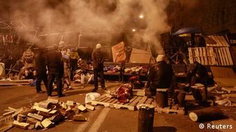 Ukraine Antiregierungsprotest in Kiew 4. Dezember