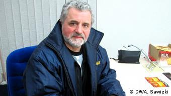 Начальник медицинской службы Комитета национального сопротивления Святослав Ханенко