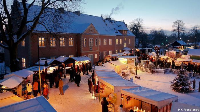 Bildergalerie Weihnachtsmärkte für Deutschland entdecken Dahlem (K. Wendlandt)