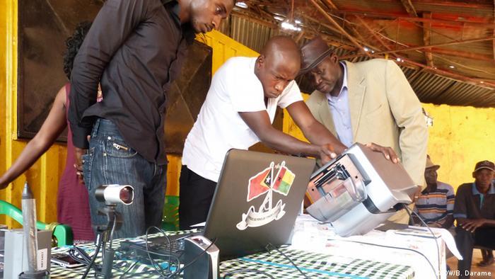 Recenseamento eleitoral na Guiné-Bissau mergulhado em problemas