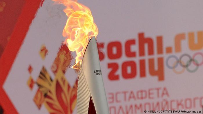 Bildergalerie Ausblick Sportereignisse 2014 Olympia Sotschi