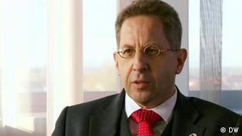 Hans-Georg Maaßen (Foto: DW)