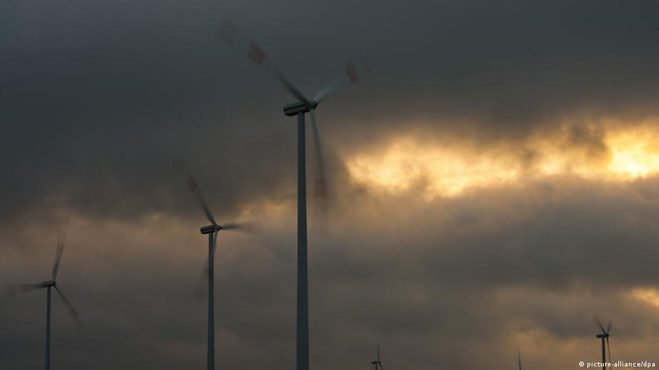 Как бороться с обледенением ветряков | Научные открытия и технические новинки из Германии | DW | 28.04.2014