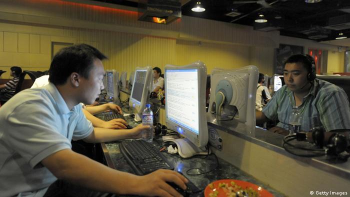 Symbolbild China Internetzensur Zensur Internet