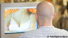 Symbolbild Online Konsum von Pornographie im Internet