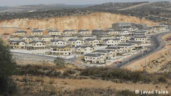 Jüdische Siedlung im Westjordanland (Foto: Javad Talee)