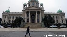EU-Mitgliedschaft Hoffnungsträge Serbien