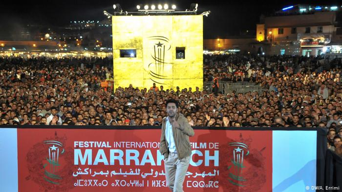 Film Festival of Marrakesch 2013 Jamel Debbouze