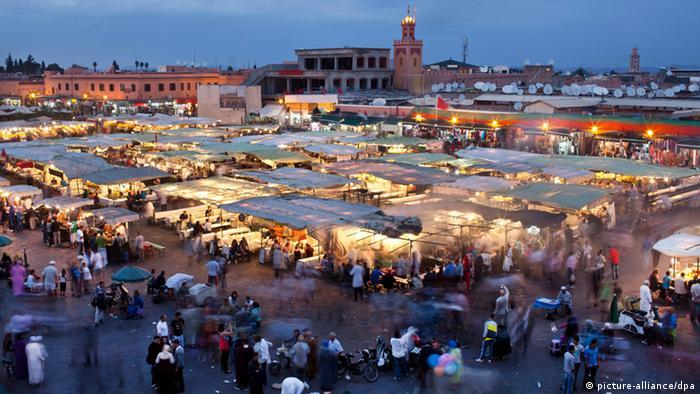 Bildergalerie Festival Marrakech