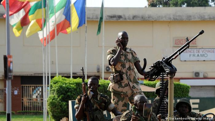 Bangui, CAR on the day of UN Security Council vote.