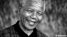 South Africa's President Nelson Mandela is seen in this August 1996 file photo. Mandela has passed away on December 5, 2013 at the age of 95. REUTERS/Mike Hutchings/Files (SOUTH AFRICA - Tags: POLITICS OBITUARY)