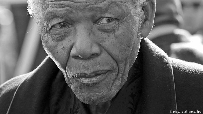 Nelson Mandela tot