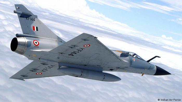 Indien Luftwaffe Kampfflugzeug Mirage 2000 (Indian Air Force)