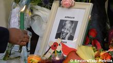 Stimmen und Reaktionen zum Tod Nelson Mandelas