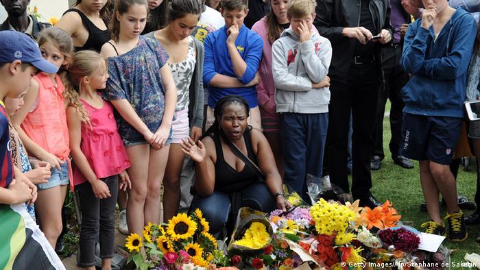 Duelo mundial por la muerte de Mandela