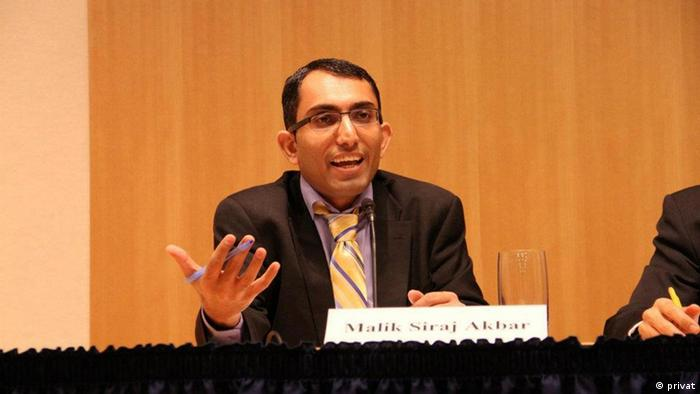 Malik Siraj Akbar Balochistan expert