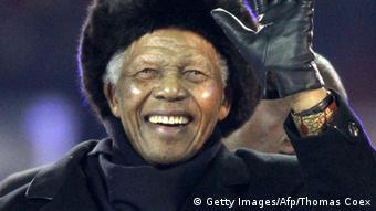Bildergalerie Leben Nelson Mandela
