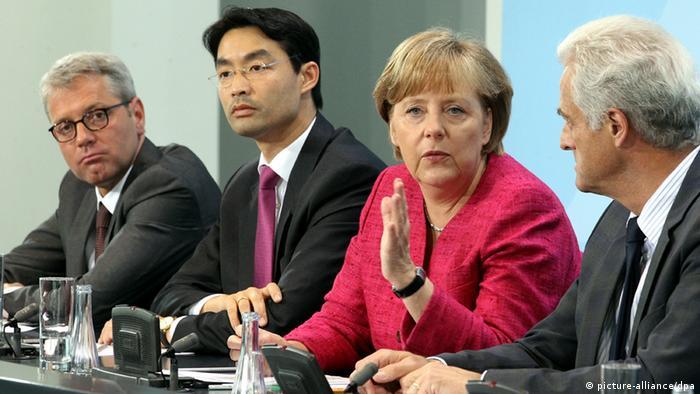 Merkel bei PK zur Energiewende