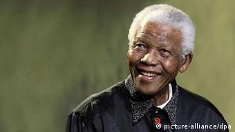 Picture-Teaser Nelson Mandela