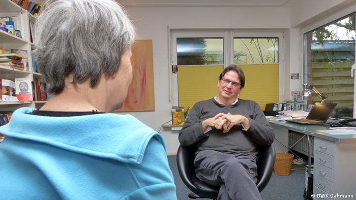 Der evangelische Pfarrer Siegfried Eckert