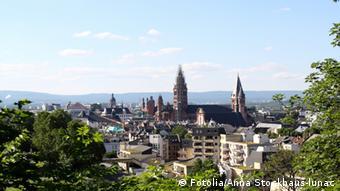 Η πόλη του Μάιντς, όπου εφαρμόζεται το συγκεκριμένο πρόγραμμα ενσωμάτωσης προσφύγων