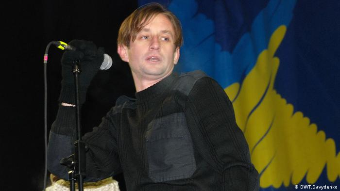 Сергій Жадан: В Україні відбувається революція.