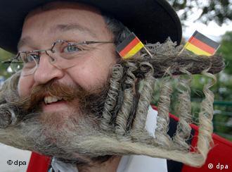 Elmar Weisser pays hairy homage to a Berlin landmark
