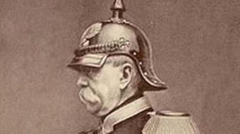 Otto von Bismarck war von von 1871 bis 1890 deutscher Reichskanzler