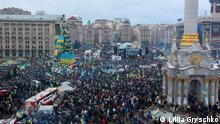 Fotos von den heutigen Protesten in Kiew. Copyright: Lilija Gryschko Schlagwörter: Ukraine, Kiew, Proteste, Opposition, Euromajdan.