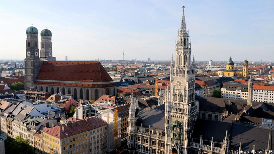 Munich: Outdoors and virtually free