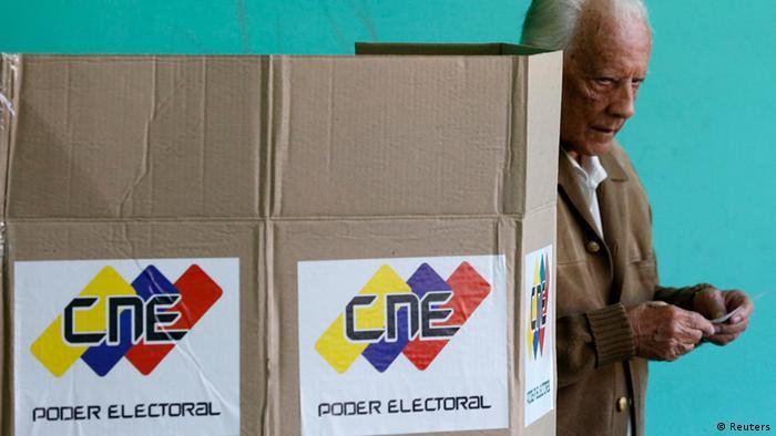 Wahlen Venezuela 2013 (Reuters)