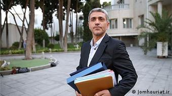 Der iranische Wirtschaftsminister Ali Tayebnia
