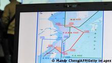 Air Defense Identification Zone (Karte)