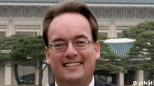 Dr. Norbert Eschborn, Landesrepräsentant der Konrad-Adenauer-Stiftung in Seoul.