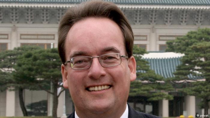 Norbert Eschborn, Landesvertreter der Konrad-Adenauer-Stiftung in Seoul (Foto: Norbert Eschborn)