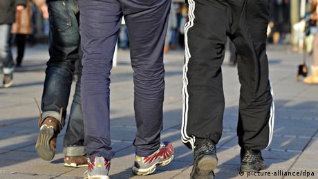 Symbolbild Jogginghosen