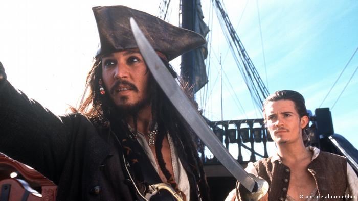 Film still Pirates of the Caribbean (picture-alliance/dpa)