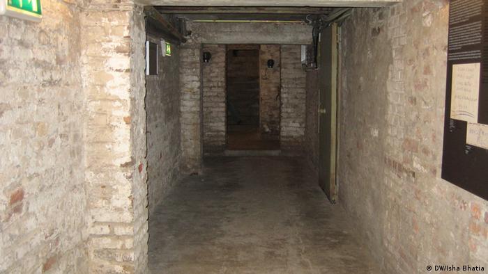Бывшая тюрьма гестапо в Кельне
