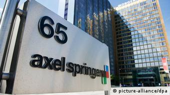 zur Nachricht - Axel Springer will Fernsehsender N24 übernehmen