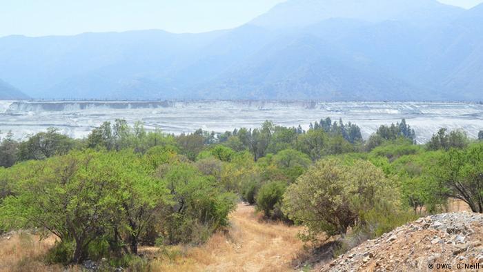 El Soldado Mine in Chile