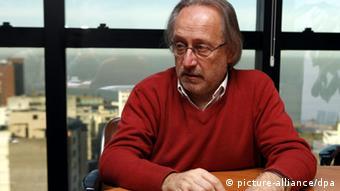 Uruguays Drogenbeaiftragter Julio Calzada (Foto: EPA/IVAN FRANCO)
