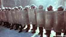 Ukraine Proteste der Opposition für Annäherung an die EU 09.12.2013