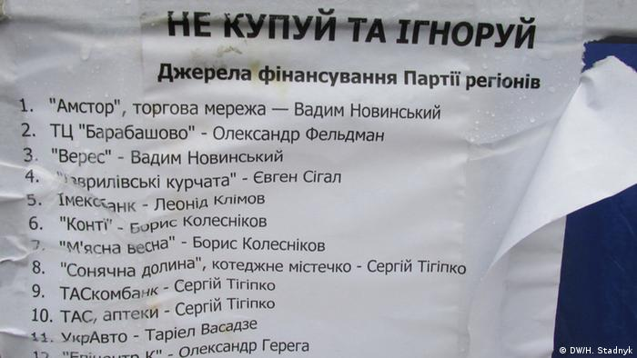 Львів'яни не змогли натиснути на бізнес регіоналів