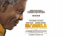 Plakat Film Mandela, Long Walk to Freedom