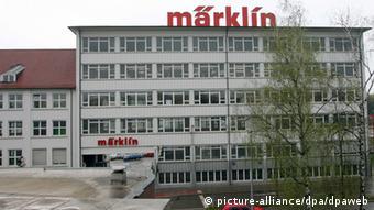 Aussenansicht Märklin Stammwerk Göppingen